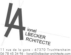 Albecker architecte à Mutzig en Alsace (Bas-Rhin)